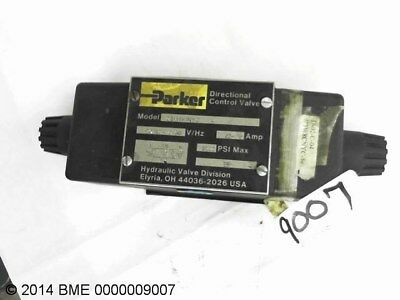 Parker Hydraulic Valves D3wbcnyc 14