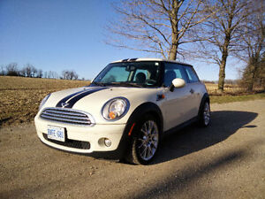 2009 MINI Mini Cooper Hatchback Manual