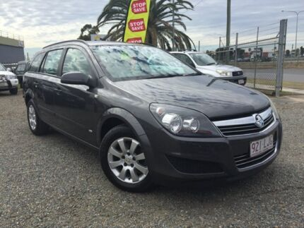 2008 Holden Astra AH CD Grey 4 Speed Automatic Wagon Rocklea Brisbane South West Preview
