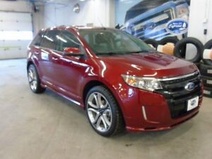 2014 Ford Edge Sport (Remote Start, Heated Seats)