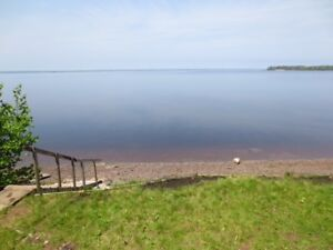 Waterfront Cottage for Rent GRAND LAKE