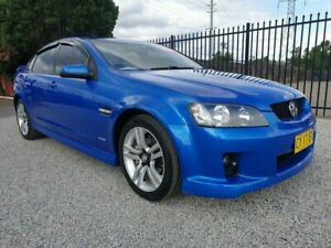 2010 HOLDEN COMMODORE VE SIDI SV6 SEDAN, AUTOMATIC, AIR COND, SPORTY LONG REGO, JUST SERVICED!! Penrith Penrith Area Preview