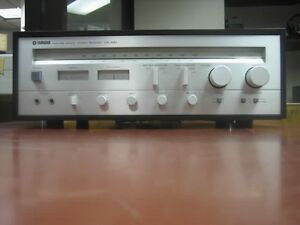 receiver yamaha avec speaker technics