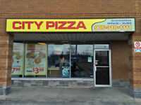 City Pizza & Shawarma - Busy Location - Great Cash Flow