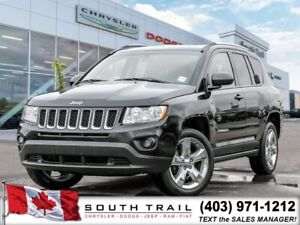 2012 Jeep Compass Limited 4X4- $134 Biweekly call/txt 4037080025