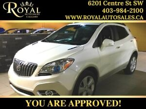 2015 Buick Encore LEATHER, BLUETOOTH, HEATED SEATS