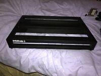 pedaltrain PT-3 effect pedal board pedal train