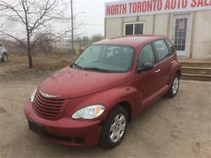 2009 CHRYSLER PT CRUISER LX - VALID E TEST - LOW KM - CLEAN CAR