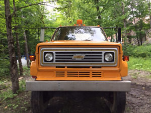 Camion GMC