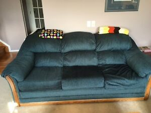 Sofa set with Coffee and End Tables