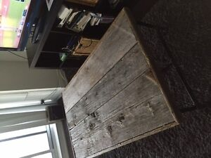 Barn Board Authentic Coffee Table
