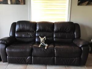 Set de Sofa en cuir