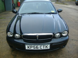 Jaguar X TYPE 2.2D 2006 MY S x type car 2.2 HPI clear PX motorbike motor bike cycle