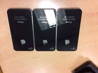 3 partially working iphone 4s handsets