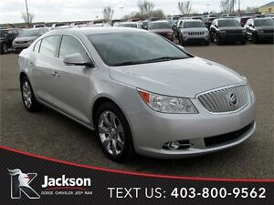 2010 Buick LaCrosse CXL - All Wheel Drive, Heated Leather