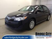 2012 Toyota Camry 4dr Sdn I4 Auto LE  - fuel economy  & style!