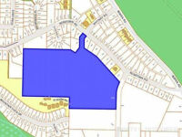 Roughly 21 acres zoned R6 - Townhouse Resisidenial
