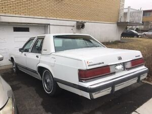 1989 Mercury Grand Marquis Berline