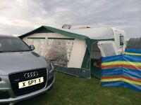 Swap our Caravan for a American RV or a large motorhome