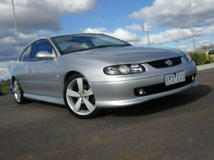 2003 Holden Monaro V2 Series II CV8 Silver 4 Speed Automatic Coupe Strathmore Heights Moonee Valley Preview
