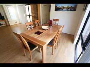 7 piece dining suite Pearsall Wanneroo Area Preview