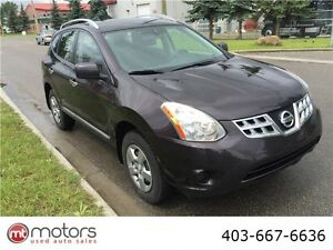 2012 NISSAN ROGUE S AWD AUTOMATIC SUV CVT LOW KM LOADED