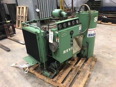 Sullair Rsvs10-10a Ac Air Compressor