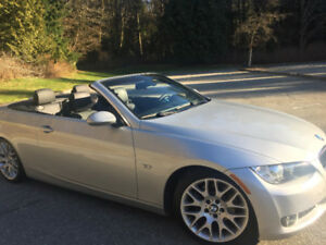 2009 BMW 3-Series Executive Package Convertible
