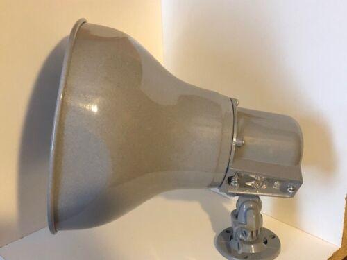 Atlas Sound AP-15T Speaker, Grey (new without original box)