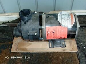 JACUZZI  PUMP AND  MOTOR  FOR  SALE
