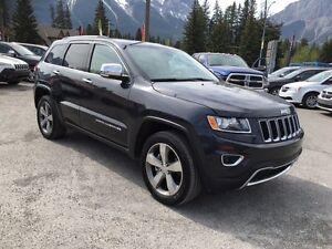 2015 Jeep Grand Cherokee Limited Nav Leather Sunroof Loaded
