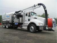 Vactor 2112 Combo Sewer Cleaner- Available 12/5