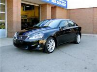 2012 Lexus IS 250 Awd + Accident Free + Only 73000 Kilometers Mississauga / Peel Region Toronto (GTA) Preview