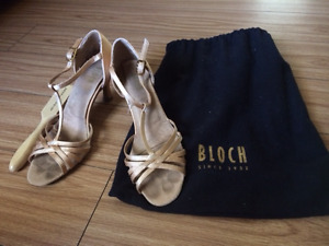 Bloch Ballroom Dance Shoes - Excellent Condition