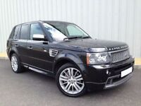 Land Rover Range Rover Sport TDV8 HST 3.6, Superb Low Mileage Example, and a Full Service History