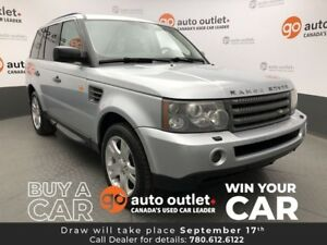 2006 Land Rover Range Rover Sport HSE 4WD