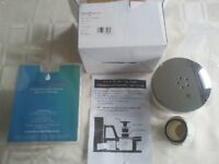 VICTORIA PLUMB BRAND NEW CHROME SHOWER WASTE & WATER SEAL KIT