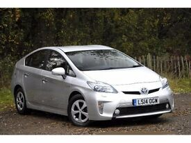 TOYOTA PRIUS UBER READY **ONLY £125 PER WEEK** LONDON'S NUMBER 1 PLACE