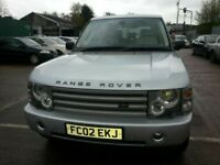LAND ROVER RANGE ROVER VOGUE SAT NAV LEATHER 12 MONTHS MOT