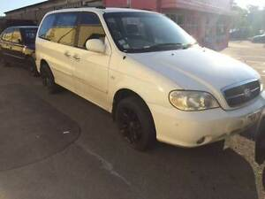 Kia Carnival 2005 Welshpool Canning Area Preview