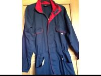 Women's size 14, Dickies boiler suit