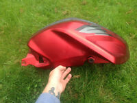 YAMAHA MT125 ABS 2014/2015 breaking. Fuel Tank