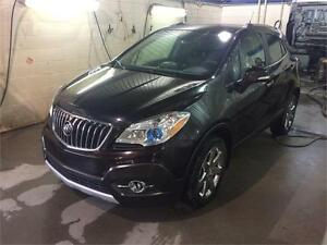 2014 Buick Encore CXL, AWD, 1.4L, 4 Cyl engine, TURBO, Automatic