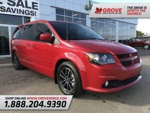 2016 Dodge Grand Caravan R/T| Leather| Dual DVD| Remote Start