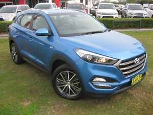 2015 Hyundai Tucson TL Active X (FWD) Blue 6 Speed Automatic Wagon South Grafton Clarence Valley Preview