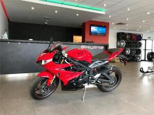 2015 TRIUMPH DAYTONA 675!!$63.88 BI-WEEKLY, $0 DOWN!EXTRA CLEAN!