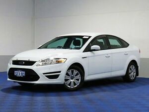 2013 Ford Mondeo MC LX Tdci White 6 Speed Direct Shift Hatchback East Rockingham Rockingham Area Preview