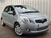 Toyota Yaris 1.4 D-4D TR ....Incredible MPG and Only £30 a Year Road Tax