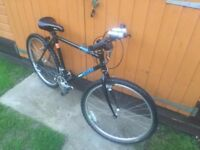 Lightweight Shimano Mountain Bike With New Tyres And Wheels Only £65