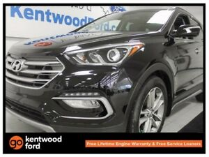 2017 Hyundai Santa Fe Sport Sport 2.0T AWD, back up cam, sunroof